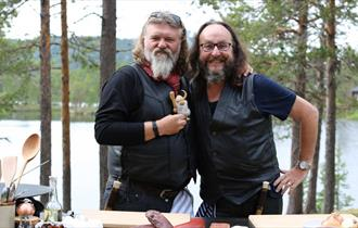Hairy Bikers: On The Road Again