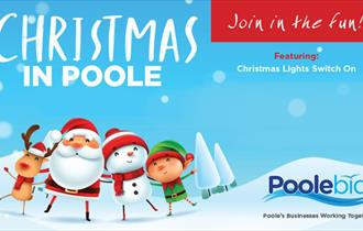 Christmas festivities in Poole for 2019